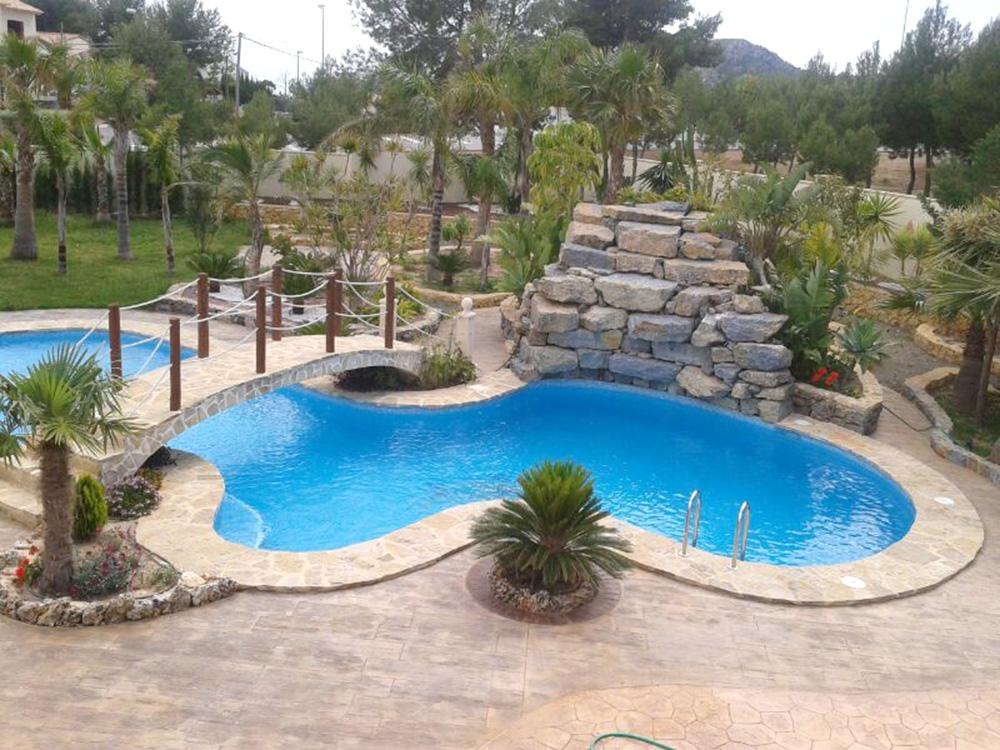 Jalaje piscinas temáticas